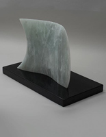 'ICE SLICE' - sculpture by Mac Coffey